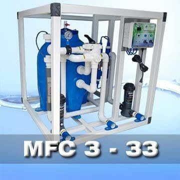 Planta potabilizadora de agua MFC3-33