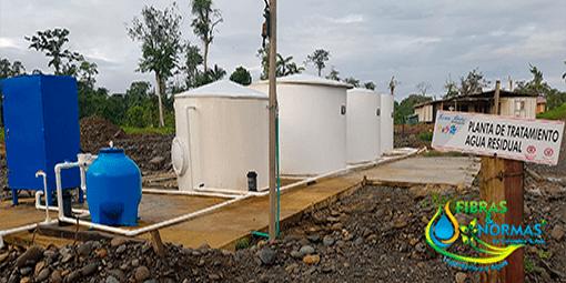 Sistemas de tratamiento de agua multifamiliar